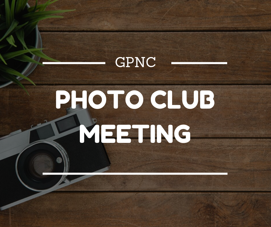 Photo Club Meeting