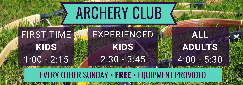 Archery Club (1)